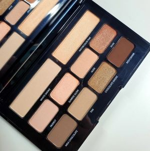 Bobbi brown nude on nude eye palette